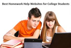 Homework help sites for college students Clayton Creative