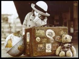 Resultado de imagen de maleta vacía
