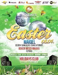 Holiday's Club Orchowo DJ Maaxx Wielkanoc 2012 (I Swieto)