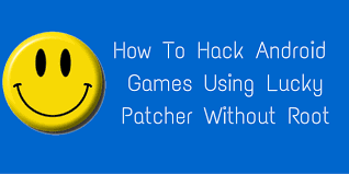 How To Hack Android Games Using Lucky Patcher? - Good Tech ...