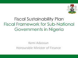 star document fiscal sustainability plan fiscal framework for inline image 1