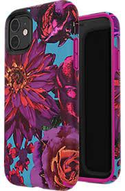 Speck Presidio Inked <b>Case for</b> iPhone 11 - Hyperbloom <b>Matte</b> ...