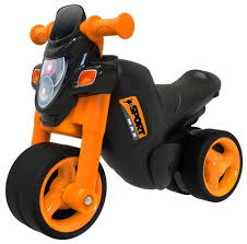<b>Каталка</b>-толокар <b>BIG Sport</b>-Bike (56361) со звуковыми эффек ...