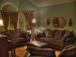 Paint Schemes For Living Room With Dark Furniture Living Room Living Room Colors With Brown Furniture Living Room