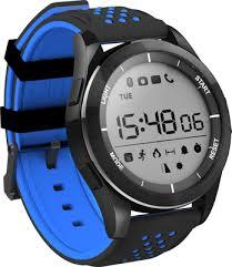 <b>Умные часы NO.1</b> F3 черно-синие — купить в интернет-магазине ...