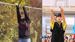Hannah Quinlivan Plays <b>Basketball Just</b> Like Jay Chou