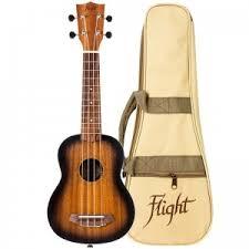 <b>FLIGHT NUS380</b> AMBER <b>укулеле</b> сопрано / Гитары / <b>Укулеле</b> ...