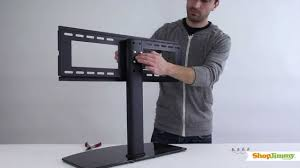 """ShopJimmy <b>Universal</b> TV Stand/Base for 37""""- 55'' TVs-Install ..."""