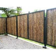 H x L Festnight <b>5 Pcs</b> Expanding Willow <b>Trellis Fence</b> Wood Garden ...
