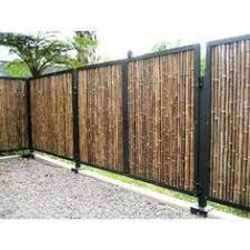 H x L Festnight <b>5</b> Pcs Expanding <b>Willow Trellis Fence</b> Wood Garden ...