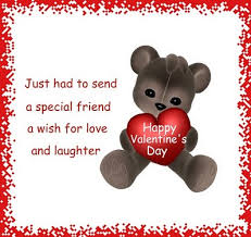 Valentine's Day Messages SMS Wishes Quotes for Friends Colleagues via Relatably.com