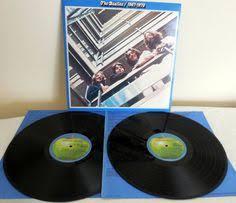 THE <b>BEATLES</b>/<b>1962-1966 2</b> LPs Capitol SKBO 3403 ...