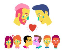 Resultado de imagen de diversidad sexual
