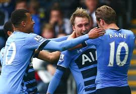 ไฮไลท์  Swansea City 2 - 2 Tottenham Hotspur