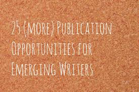 25 more publication opportunities for emerging writers 25 more publication opportunities for emerging writers aerogramme writers studio25 more publication opportunities for emerging writers aerogramme