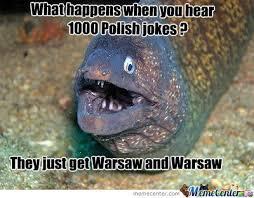 Bad Joke Eel by fezfighter14 - Meme Center via Relatably.com
