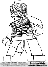 Small Picture Printable Lego Man Coloring Pages Coloring Coloring Pages