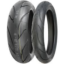 <b>Shinko 011 Verge</b> Tire Combo | MotoSport