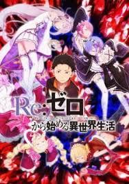 <b>Re</b>:<b>Zero</b> kara Hajimeru Isekai Seikatsu - MyAnimeList.net