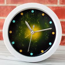 starlight starry dream spot to sit lazy little alarm clock desktop clock watch creative study bedroom antique looking furniture cheap