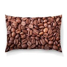 <b>Подушка</b> 60×<b>40 см</b> с полной запечаткой Зерна кофе #1487953 в ...