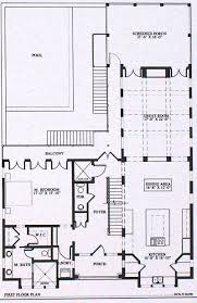 The House Plans  Version     The New York TimesThe first floor layout