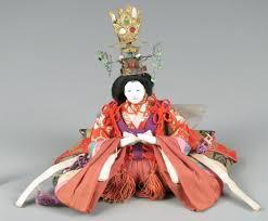Doll:<b>Japanese Girl's</b> Festival Doll, Empress — Google Arts & Culture