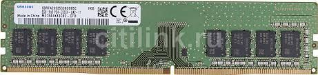 Купить <b>Модуль памяти SAMSUNG</b> M378A1K43CB2-CTD <b>DDR4</b> ...