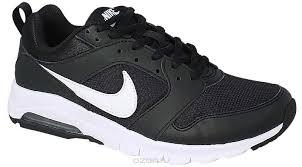 Купить кроссовки Nike, цвет: черный. Кроссовки женские Am 16 ...