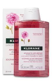 Шампунь <b>Klorane Soothing</b> Shampoo with Peony Extract ...
