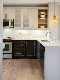 toned cabinets kitchen