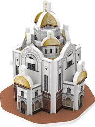 Коллекционный сувенирный набор <b>3D пазлов</b> Екатеринбург ...