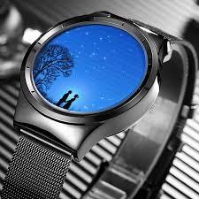<b>New Creative</b> Concept <b>Wrist Watches</b> Steel band Luxury Mens ...