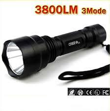 <b>LED Hunting Flashlight Torch</b> Cree <b>Led Torch C8</b> Cree Light ...