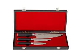 <b>Набор</b> из 3-х <b>ножей Samura Mo</b>-<b>V</b> SM-0220/K купить за 14855 руб ...