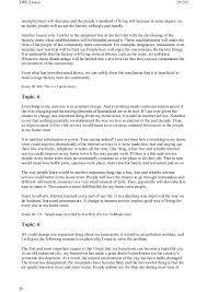 toefl writing topics and model essays the  twe essays