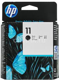 Купить <b>Печатающая головка</b> HP 11 C4810A черный для HP DJ ...