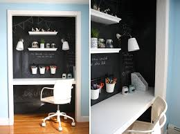small apartment design ideas create a home office in a closet the doors apartment home office