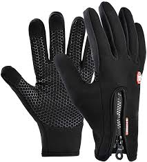 <b>Cycling Gloves</b>, Funnasting <b>Winter Autumn</b> Adjustable Waterproof ...