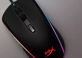 <b>Игровая мышь</b> – проводная и <b>беспроводная</b> | HyperX