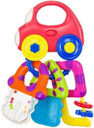 """Развивающая игрушка музыкальная Happy <b>Baby</b> """"<b>Брелок Baby</b> ..."""