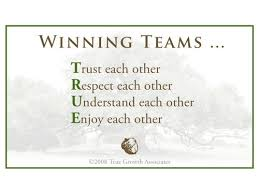 Trust And Teamwork Quotes. QuotesGram via Relatably.com