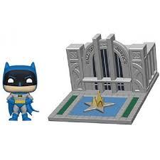 <b>Funko</b> 80th Anniversary <b>POP</b>! <b>Town</b> Hall Of Justice With <b>Batman</b> ...
