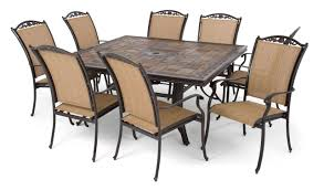 aluminum patio chairs furniture somerset pc dining