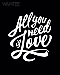 <b>Футболка All</b> You <b>Need</b> Is Love - купить в Санкт-Петербурге по ...