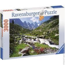 ᐈ <b>RAVENSBURGER Австрийские горы</b>, 3000 — Купить? ЦЕНА ...
