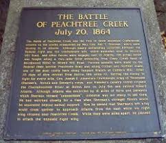 「Battle of Peachtree Creek」の画像検索結果