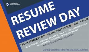 career center resume review template career center resume review