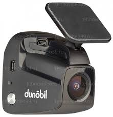 Автомобильный <b>видеорегистратор Dunobil Nox</b> GPS ...