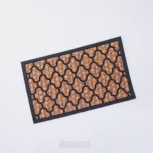 <b>Коврик придверный</b> mats primavera print 40 60 см зеленый